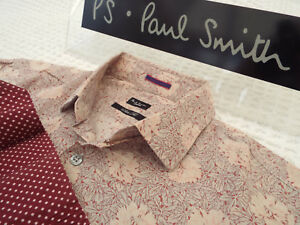 uomo Camicia Smith Camicia Paul da da 6Stxq6