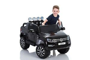 LICENSED-NEW-KIDS-VW-AMAROK-12V-RIDE-ON-CAR-JEEP-RANGER-WAGON-REMOTE-EVA-TYRE