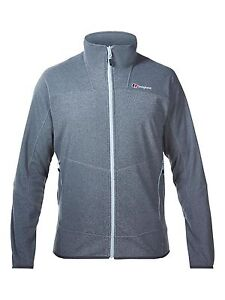 Berghaus Spectrum Micro 2.0 Men/'s Fleece Jacket 21977//JA7 Jet Black Marl NEW