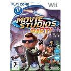 Movie Studios Party Nintendo Wii 7 Entertainment Game