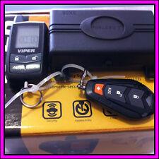 Viper 3305V Responder 350 2-Way Security System Car Alarm Keyless Entry 1500 Ft