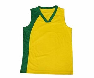 Basketball uniforms name & number printting available