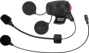 7cb9ffaab25 Image is loading SENA-SMH5 -Bluetooth-Headset-Intercom-for-Scooter-Motorcycle-