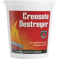 Meeco´s Red Devil 2 Wood Coal Stove Powdered Creosote Remover 25