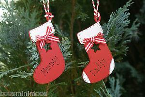 Personalised-Christmas-Stocking-decoration-hand-made-shabby-chic