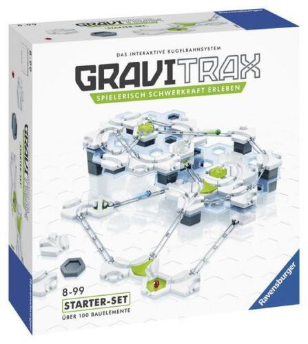 GraviTrax 27590 Starter Set Konstruktionsspielzeug Baukästen & Konstruktion deutsche Version Kugelbahn