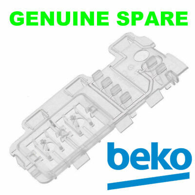 Beko Tumble Dryer Light And Button Guide Frame Set Genuine 2963670100