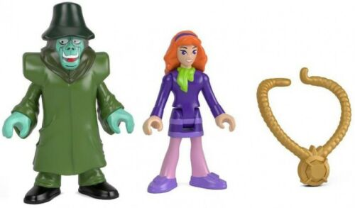 Hyde 3 pouces Mini Figure 2-Pack Fisher Price Scooby Doo Imaginext Daphne /& Mr