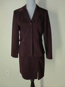 Alyn-Paige-Eggplant-Purple-Stretch-Skirt-Suit-7-8-Made-in-USA