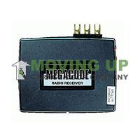 Linear Mdr-2 Megacode 2 Channel Receiver Radio Dnr00072 Garage Door
