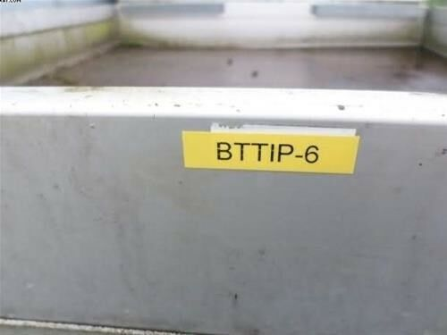 Trailer, PHV Tiptrailer PHV, lastevne (kg): 2225