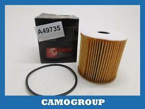 Oil Filter Clean For VOLVO C70 S40 S60 S70 S80 V40 V70 ML500 HU819X