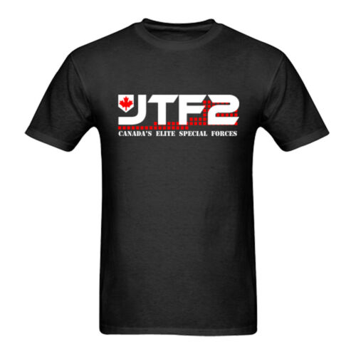 JTF2 SPECIAL FORCES JTF2 Rainbow Six Joint Task Force Men/'s T-Shirt Size S 3XL