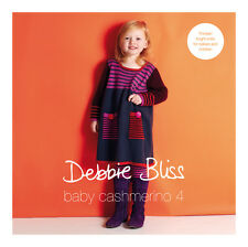 Debbie Bliss - Baby Cashmerino Book 4 - Pattern Book