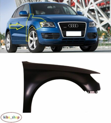8R0821106 AUDI Q5 2008-2012 NEW FRONT WING FENDER RIGHT O//S DRIVER