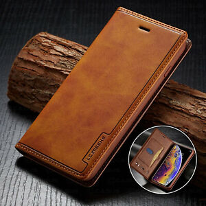 Leather-Wallet-Magnetic-Cover-Card-Case-For-iPhone-11-PRO-XS-MAX-XR-8-7-6-Plus
