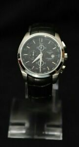 PRE-OWNED-MEN-039-S-TISSOT-1853-CHRONOGRAPH-QUARTZ-DATE-WORKING-WRIST-WATCH