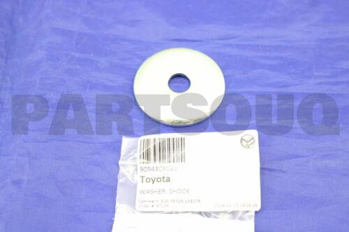REAR SHOCK ABSORBER CUSHION NO.1 90948-03021 9094803021 Genuine Toyota WASHER
