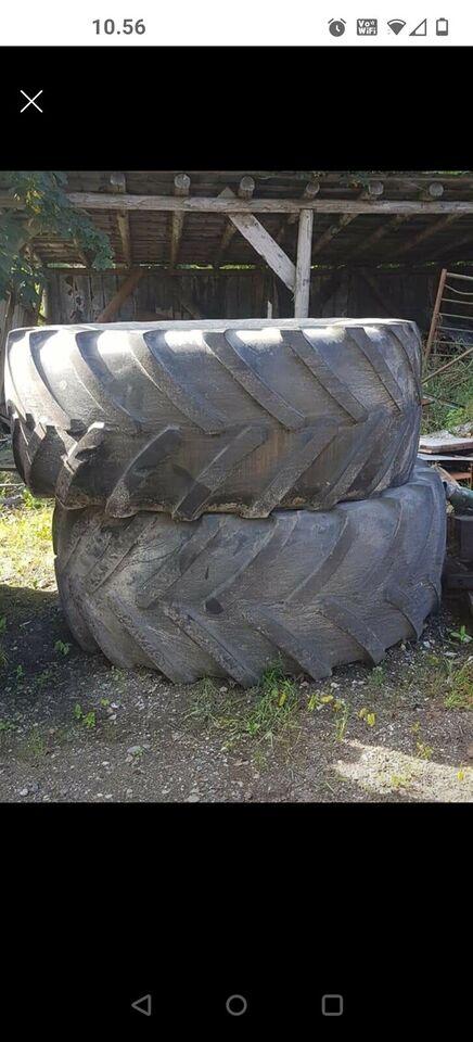 Traktordæk