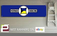 Moriwaki Engineering Banner for Workshop, Garage, Man Cave, Pit Lane etc