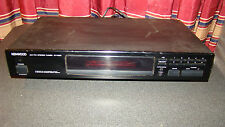 Kenwood KT-593 AM FM Tuner Home Audio Stereo Synthesizer Digital Display