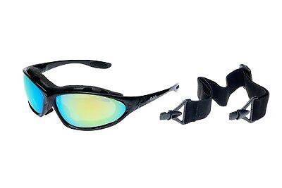 Aggressiv Ravs Radbrille Sonnenbrille Schutzbrille Kitesurfbrille Mit Allwetterglas FüR Schnellen Versand