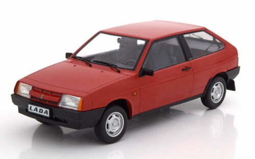 Lada Samara 1985 Red 1:18 Model KK SCALE