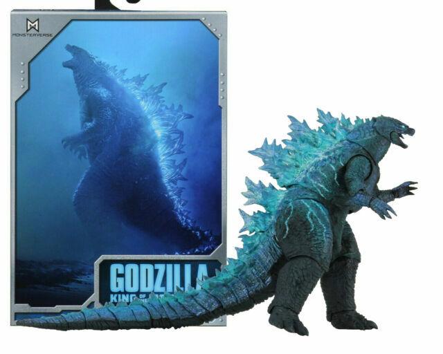 NECA Reel Toys Godzilla Vs Destoroyah /& Shin Godzilla Toho Collector Edition Lot