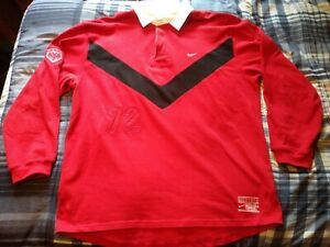 nike polo rugby