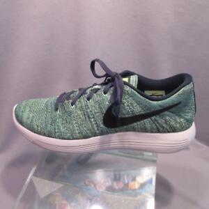 9c5aa94077972 Nike LunarEpic Low Flyknit 843764 300 Seaweed Mens Running Shoes ...