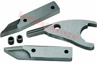 Replacement Steel Cutter Blade Set For Air Or Electric Power Shear Cutting Tool
