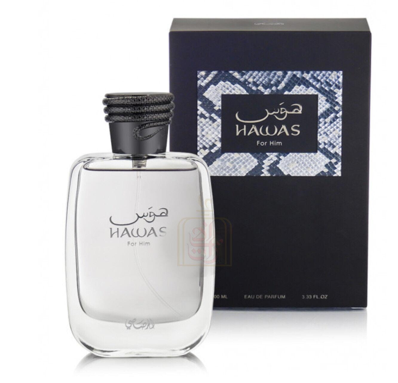 Rasasi Hawas For Men Eau de Parfum for