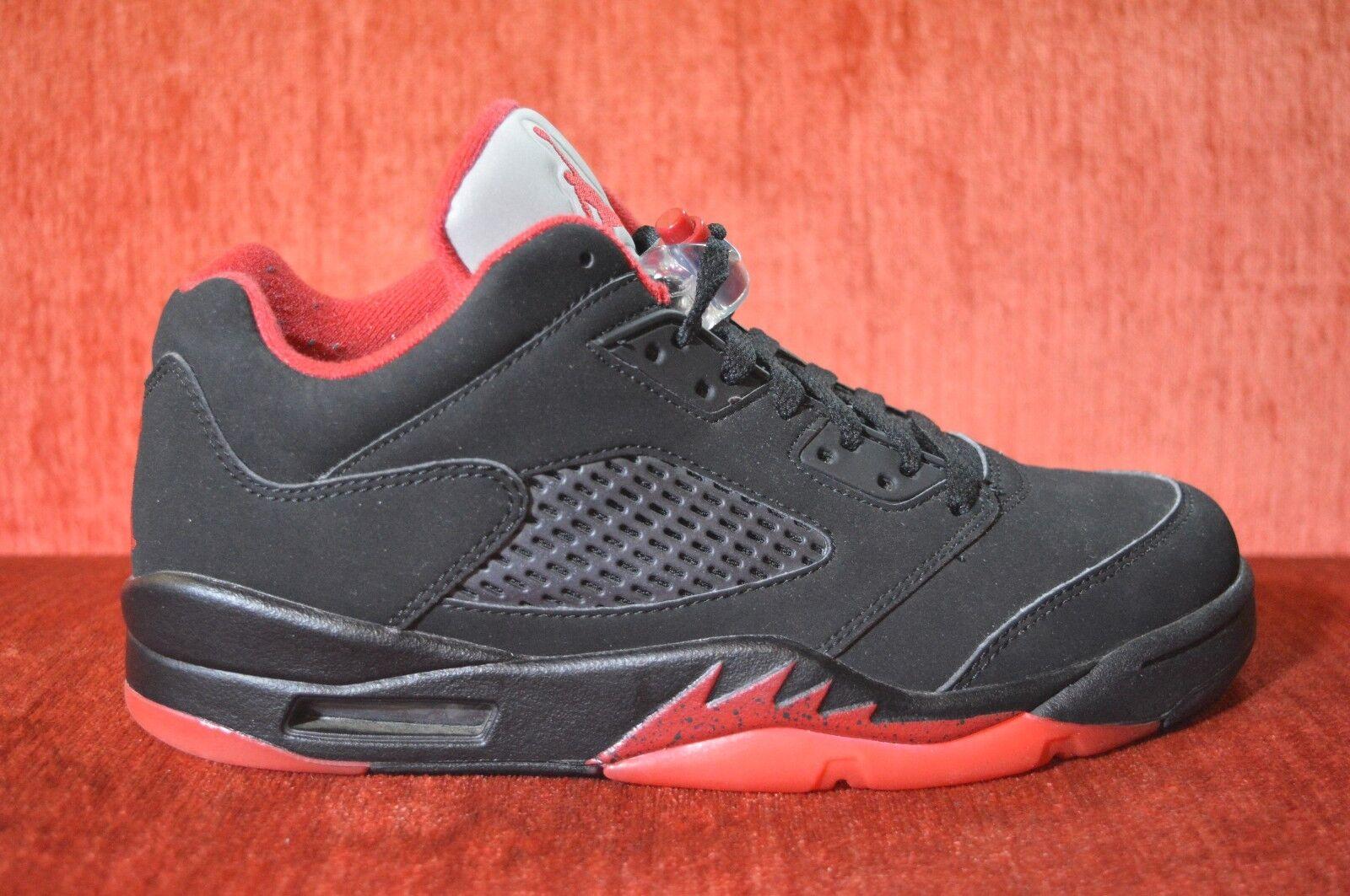 b1a9d0a9d727f4 VNDS Nike Air Jordan 5 V Alternate 90 90 90 Low Size 8 819171 001 Fire