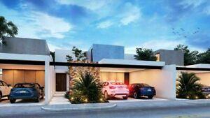 Casa en PRE-VENTA en la privada Nadira, Conkal