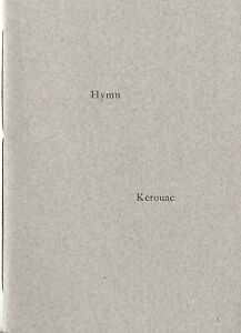 JACK-KEROUAC-034-HYMN-GOD-PRAY-FOR-ME-034-LIMITED-EDITION-1985-1-OF-150-COPIES