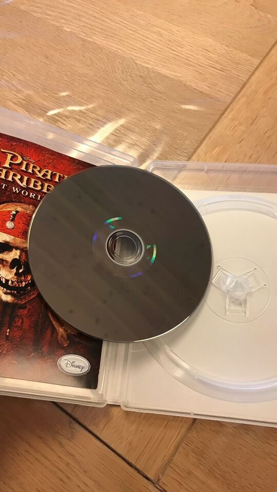 Pirates caribbean, PS3, adventure