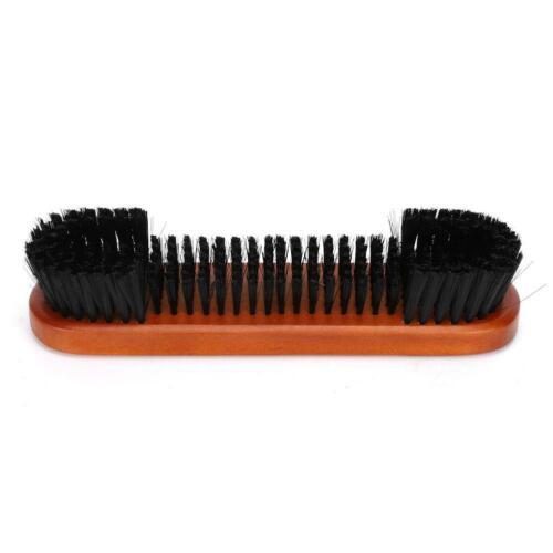 2pcs Pool Billiard Snooker Table Brush Hair Sweep Rail Clean Tool Cleaning Set