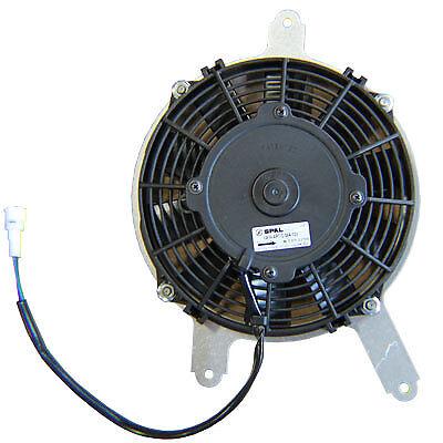 2007-2010 SUZUKI KING QUAD LT-A450 SPAL HP COOLING FAN OEM# 17800-31G10