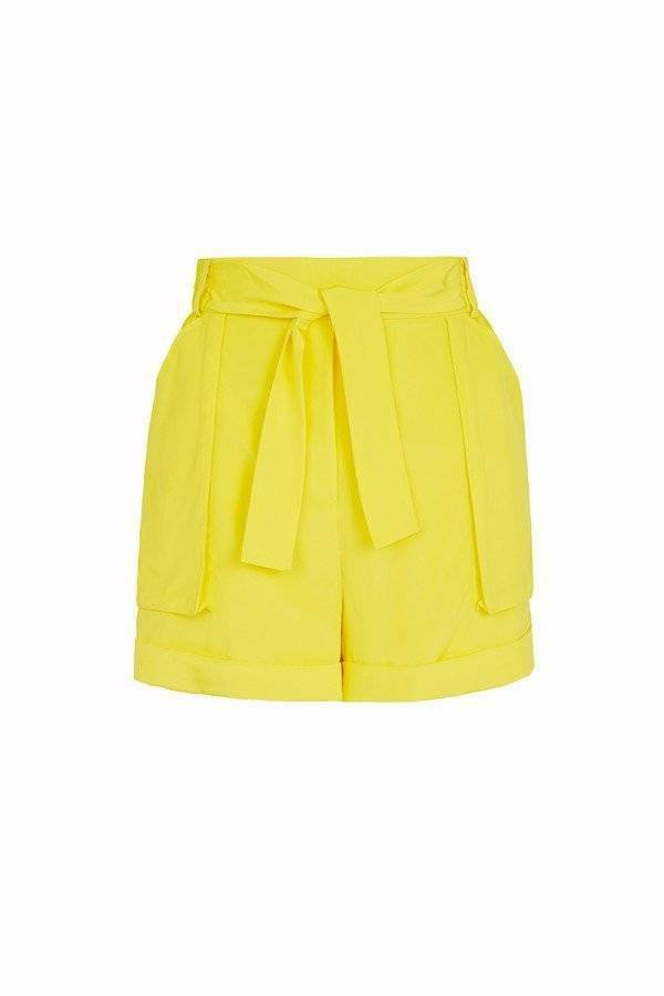 Brand New With Tags SASS & BIDE  The Airs Force  Silk Shorts - Size  14 -  320
