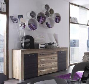 Mobili Soggiorno Di Design.Dettagli Su Credenza Moderna Friend Madia Di Design In Tre Varianti Colore Mobile Soggiorno