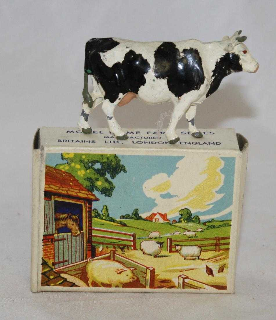 Britains Farm Set 5004 Vintage Lead Figures