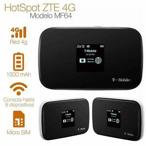 ZTE-MF64-Unlock-21mbps-4G-Mobile-WiFi-Hotspot-USA-Caribbean-and-Latin-Bands