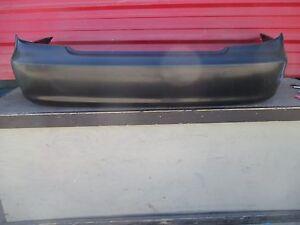 toyota camry rear bumper cover oem 2002 2003 2004 2005 2006 02 06 nb 737 ebay. Black Bedroom Furniture Sets. Home Design Ideas