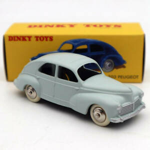 DeAgostini-Dinky-toys-24R-533-Peugeot-203-1-43-Diecast-Models-Limited-Edition