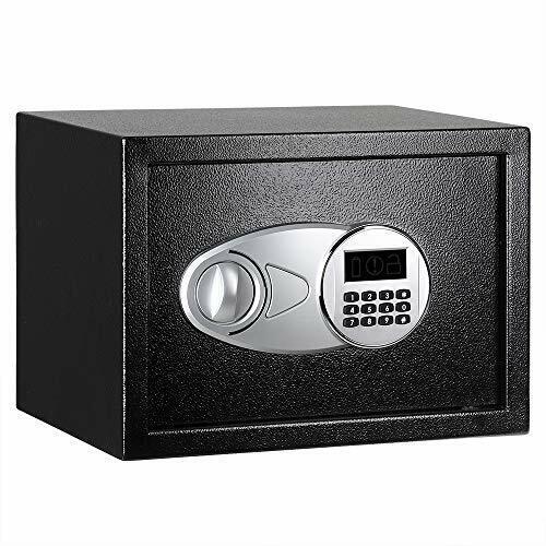 Caja Fuerte Grandes Cajas Fuertes Digitales De Seguridad Contra Fuego Dinero NEW