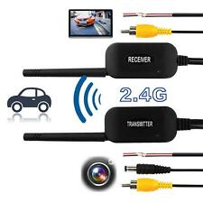2.4G Wireless Transmitter+Receiver Module For Car Backup Paking Rear View Cam