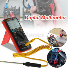 Digital An8009 Aneng Clampmeter Handheld Rms Multimeter Acdc Current Resistance