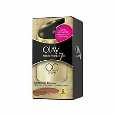 OLAY TOTAL EFFECTS 7IN1 7 in 1 CC CREAM MEDIUM TO DARK SPF15 50ml