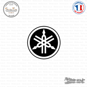 Sticker Logo Yamaha Decal Aufkleber Pegatinas YAM04 Couleurs au choix