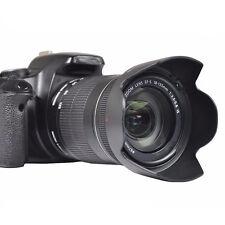 Camera Lens Hood Protector For EW 73B EW-73B Canon 60D 70D 600D 17-85 18-135